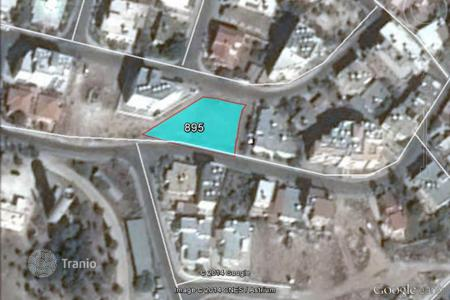 Development land for sale in Yeroskipou. Residential Land in Yeroskipou