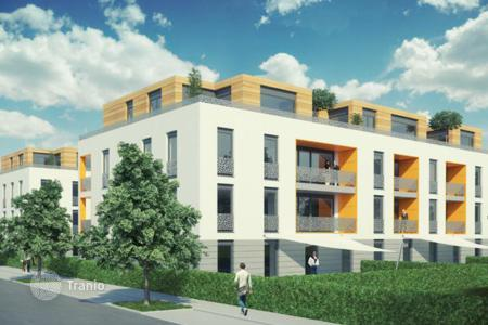 New homes for sale in Dortmund. Modern apartment with a balcony in the popular district of Dortmund-Krone