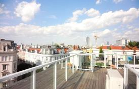 New homes for sale in Vienna. Duplex penthouse in the seventh district of Vienna