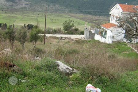 Coastal land for sale in Kotor. Development land - Lastva Grbaljska, Kotor, Montenegro