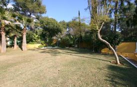 Plot with sea views and tropical plants, Marbella, Spain for 600,000 €