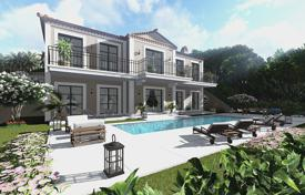 Luxury 4 bedroom houses for sale in Mougins. Mougins — Project for a beautiful modern Provençale
