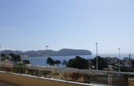 Property for sale in Moravit. 3 bedroom almost new apartment with sea views and close to amenities in Moraira