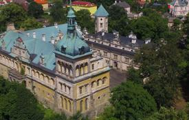 Luxury property for sale in Karlovy Vary Region. Castle – Karlovy Vary Region, Czech Republic