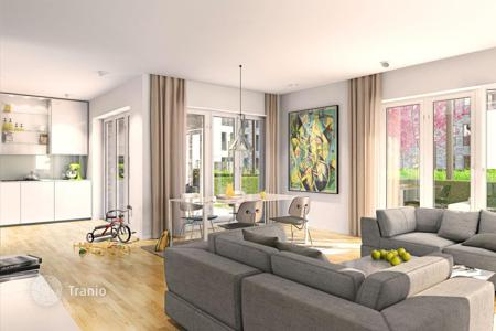 1 bedroom apartments for sale in North Rhine-Westphalia. New apartments in a modern residential comlex, in the center of Dusseldorf, Germany