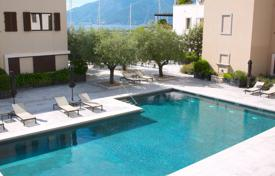 Apartments with pools for sale in Tivat. Apartment in Porto Montenegro