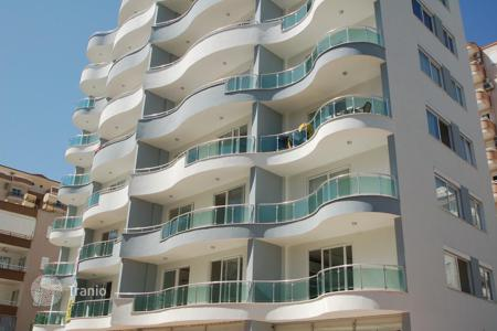 Coastal apartments for sale overseas. New apartment in the center of Mahmutlar