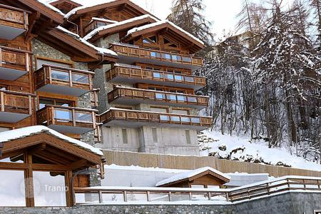 Apartments to rent in Valais. Apartment – Nendaz, Valais, Switzerland