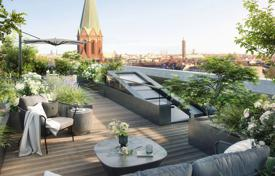 Duplex penthouse with a rooftop terrace in a historic building, Wilmersdorf district, Berlin, Germany for 5,524,000 €