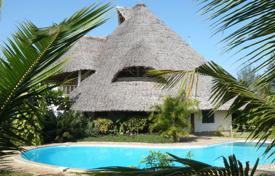 Two traditional villas with pools 400 m from the beach, East coast of Kenya for $577,000