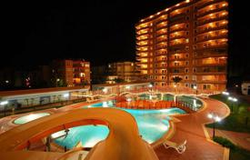 Apartments with pools by the sea for sale in Western Asia. Apartments with sea and mountain views in Alanya
