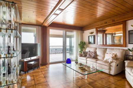 3 bedroom apartments by the sea for sale in Sant Andreu de Llavaneres. Premium apartment with a spacious terrace and a billiard room, near the sea, Sant Andreu de Llavaneres, Barcelona, Spain
