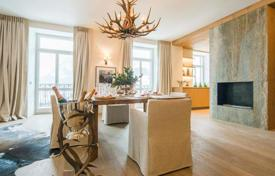 Elegant apartments in a historic building in the ski resort of Pontresina, St. Moritz, Switzerland. Price on request