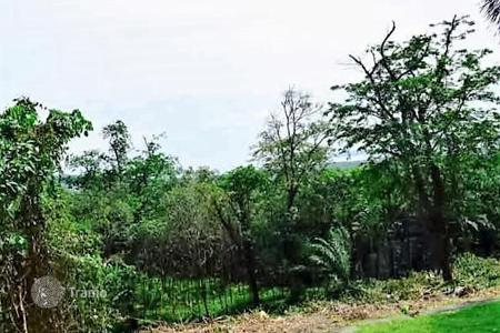Land for sale in Southeast Asia. Land for building residential property with sea views, Yamu Hills, Phuket, Thailand