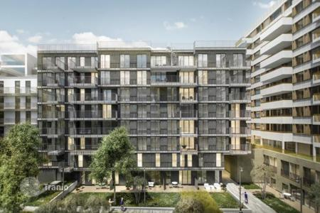Property for sale in Landstraße. One bedroom apartment with balcony in new building, district Landstrasse, Vienna, Austria