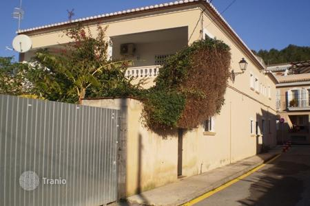 Townhouses for sale in Jesus Pobre. Townhouse of 3 bedrooms in Dénia