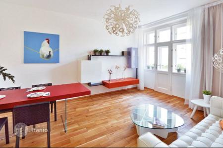 2 bedroom apartments for sale in Praha 6. Two-level apartment in an old house 200 meters from the metro station in the district of Dejvice, Prague