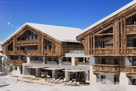 1 bedroom apartments for sale in Auvergne-Rhône-Alpes. Apartment – Megeve, Auvergne-Rhône-Alpes, France