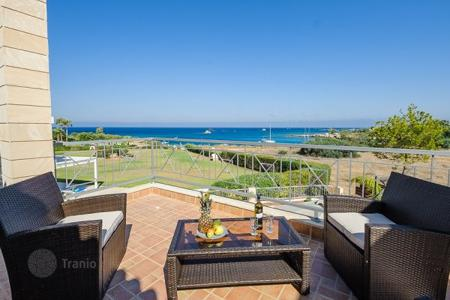 Residential to rent in Protaras. This luxury sea front villa situated in a quiet area and offers the chance for completely unwind and relax. You