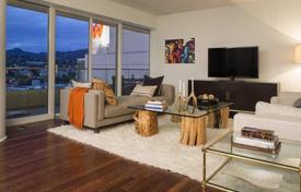 Furnished apartment with panoramic Hollywood view in condominium with pool on the roof, Los Angeles, USA for 2,900,000 $