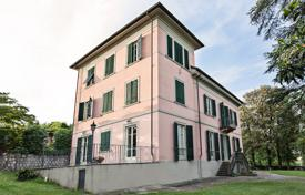 Beautiful villa with terraces, gardens and a swimming pool near the center of Lucca, Italy. Price on request