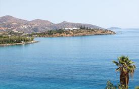 Coastal townhouses for sale in Crete. Terraced house – Crete, Greece