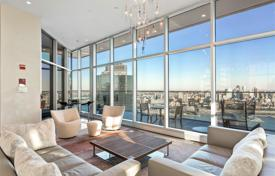 Luxury residential for rent overseas. Wall Street