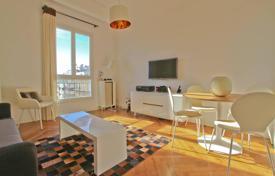 1 bedroom apartments for sale in Cannes. Cozy apartment in a residence with an elevator and a concierge in the city center, near the beach, Cannes, France