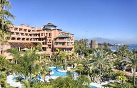 Coastal property for sale in Estepona. Magnificent Penthouse in Private Wing Kempinski Hotel, Estepona