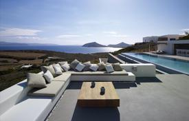 Luxury 6 bedroom houses for sale in Aegean Isles. Villa – Paros, Aegean Isles, Greece