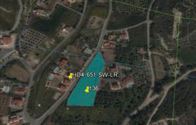 Development land for sale in Kalavasos. Building Land