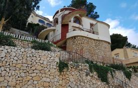 Cheap 4 bedroom houses for sale in Valencia. Villa – Calpe, Valencia, Spain