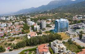New homes for sale in Kyrenia. Spacious apartment in a new complex in Kyrenia