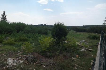 Coastal land for sale in Croatia. Building land