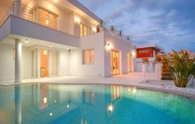 Luxury houses for sale in Agios Tychon. Four Bedroom Detached House