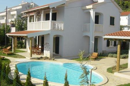 Property for sale in Rab. House For sale villa with apartments