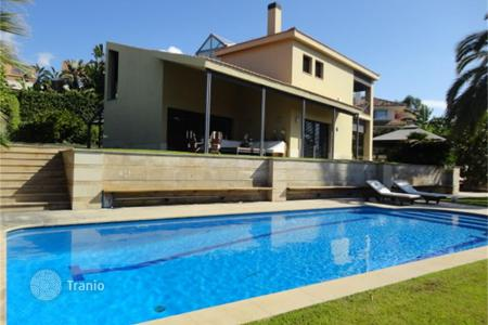 Luxury houses for sale in Alella. Villa – Alella, Catalonia, Spain
