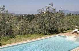 Villas and houses to rent in Florence. Villa Fontesanta
