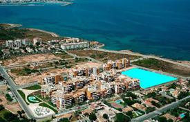 Apartments from developers for sale in Alicante. Apartment in a new residence with swimming pool and parking, in 2 minutes from the beach, in Torrevieja, Alicante, Spain