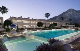 Luxury 3 bedroom houses for sale in Andalusia. New luxury villa in Marbella, Costa del Sol, Spain