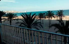 Property for sale in Cullera. Modern studio with a balcony overlooking the sea near the beach, Cullera, Valencia, Spain