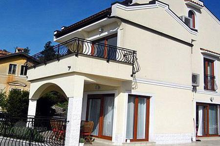3 bedroom houses for sale in Croatia. Luxury villa with panoramic sea views in Opatija