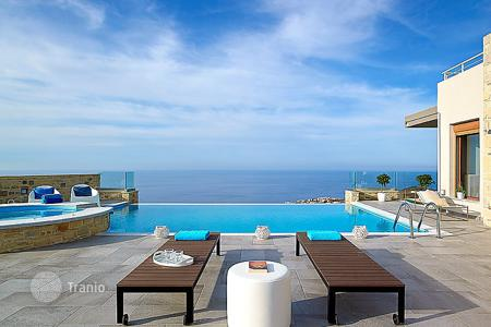 Villas and houses for rent with swimming pools in Agia Pelagia. Detached house – Agia Pelagia, Crete, Greece