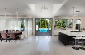 Residential for sale in Israel. Spacious villa with 5 bedrooms and a swimming pool, not far from the sea. Herzliya, Israel
