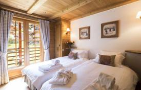 Spacious chalet with 4 bedrooms, balcony, fireplace and indoor parking, near the ski lift, Verbier, Switzerland for 10,500 € per week