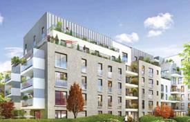 4 bedroom apartments for sale in Boulogne-Billancourt. Eco-friendly apartment in a residential complex in Boulogne, a suburb of Paris