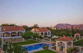Luxury 6 bedroom houses for sale in Crete. Crete, Chania. Beautiful complex of 3 independent villas 85 m² each is for sale.