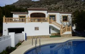 Houses with pools for sale in Benigembla. Villa – Benigembla, Valencia, Spain