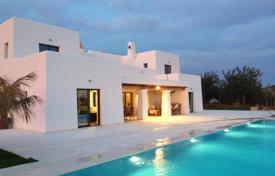 Modern villa with a pool, decorated in a style close to traditional, Santa Eulalia del Rio, Spain for 4,650,000 €