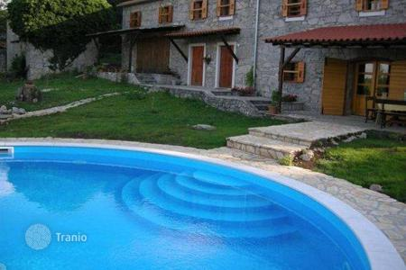 Residential for sale in Lupoglav. House LUPOGLAV Stone house